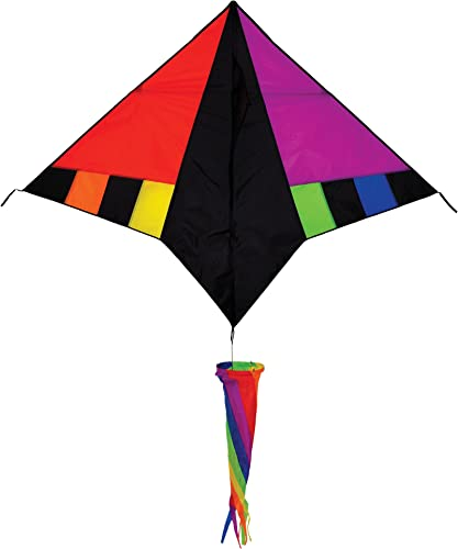 In The Breeze Rainbow Zephyr Kite