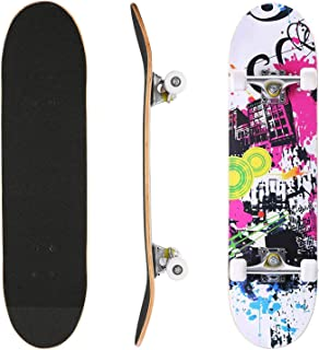 AMHoome Skateboard for Kids Adult | 31