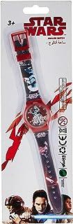 ساعة يد ستار وورز بمينا انالوج للاولاد من لوكاس - SWE8003