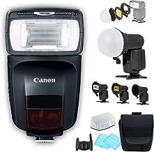 Canon Speedlite 470EX-AI with Speed Flash Modifier Dome Diffuser + Canon Accessory Bundle
