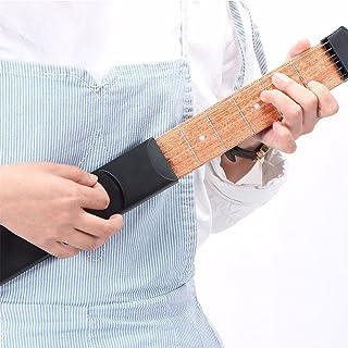 HLHome ポータブルギターエクササイズ装置ギターコード演奏ギター指演奏装置ギター指の力装置ギターアクセサリー