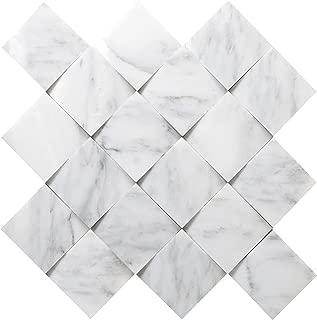 Emser Tile M05WINTFR1313MCU Winter Frost Cushion Mo/1313 Ceramic Tiles