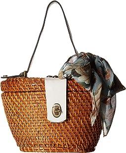 Wicker Caselle Basket