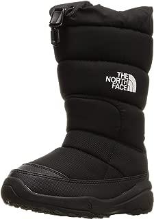 [ザ・ノース・フェイス] ブーツ ヌプシ ブーティー ウォータープルーフ ワイド キッズ