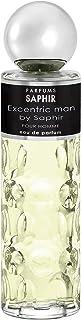 PARFUMS SAPHIR Excentric Man - Eau de Parfum con vaporizador para Hombre - 200 ml