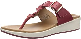 Hush Puppies Women's Alcina Thong Leather Fashion Slippers