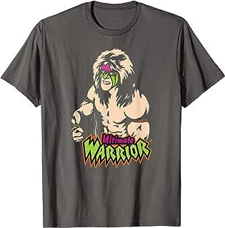 wwe ultimate warrior t shirt