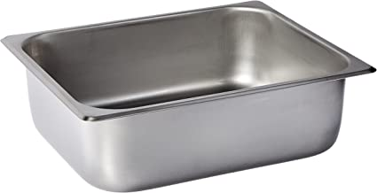 Winco SPH4 1/2 Size Pan, 4-Inch