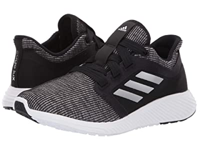 adidas Running Edge Lux 3 (Core Black/Silver Metallic/Core Black) Women
