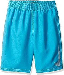 Nike Boys' Big Swoosh Solid Lap Volley Short Swim Trunk
