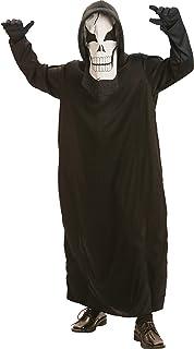 Ciao Kostuum Terrore Tg.L (7-9 jaar) kinderen unisex zwart 61043.L