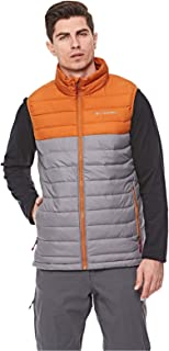 Columbia Powder LiteTM Vest For Men, Size L (Multi Color)