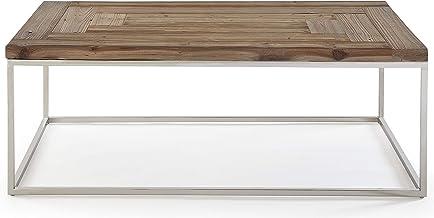 amazon com reclaimed wood coffee table