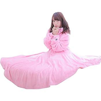 BIBILAB (ビビラボ) セルフこたつ 着る毛布 Mサイズ 2018モデル HFK-M-PK