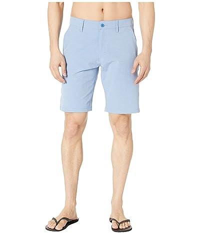 RVCA Balanced Hybrid Shorts (Nautical Blue) Men