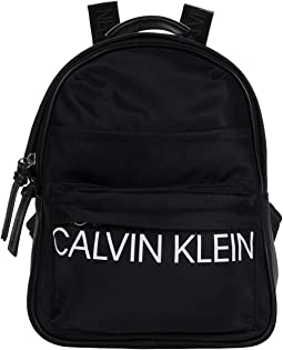Key Item Nylon Backpack