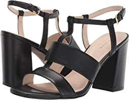 3055915f74ca Cole Haan. Annabel Grand Wedge Sandal.  87.99MSRP   150.00. Black Leather