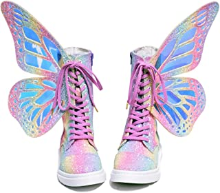 butterfly wing boots