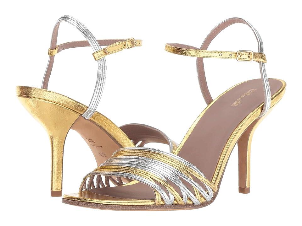 Diane von Furstenberg Federica (Silver/Gold) Women