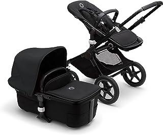 Bugaboo Fox 3, vår mest bekväma 2-i-1-barnvagn inklusive liggstol med ventilationsfönster: för varje terräng, komfortvagn,...
