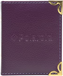 Polaroid Photo Album for 3x4 Zink Photo Paper (POP) - Purple