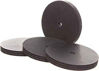 REPLACEMENTKITS.COM Round Heavy Duty Lift Pads Fits Globe & Fort Smith Lifts 4.500