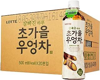Lotte Korean Burdock Tea - Case (20 x 500ml)