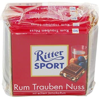Ritter Sport Mini Counter Display 1 Pack 1 X 1 4 Kg Amazon Co Uk Health Personal Care
