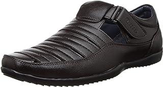 BATA Men's Boss-Grid Loafer