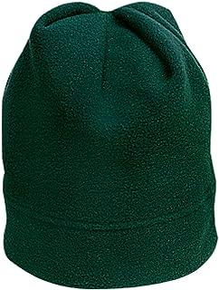Port Authority R-Tek Stretch Fleece Beanie, OSFA, Dark Green