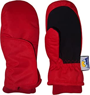 N'Ice Caps Kids and Baby Easy On Wrap Waterproof Thinsulate Winter Snow Mitten