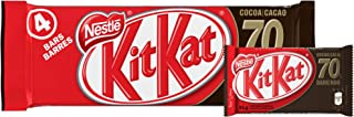 KIT KAT 4 Finger Dark 70%, 4x41g, Multipack by Kit Kat - Imported from Canada