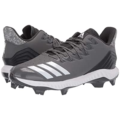 adidas Icon Bounce TPU (Grey Four F17/Footwear White/Carbon) Men