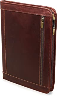 Handmade Genuine Leather Business Portfolio by Jaald | Professional Organizer Men &..