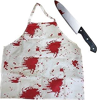 Amazon.es: delantal de carnicero zombie adulto