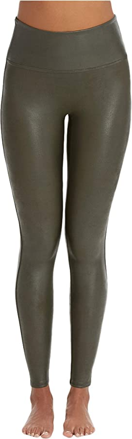 a9d0a52ff3d2 Spanx Faux Leather Moto Leggings at Zappos.com