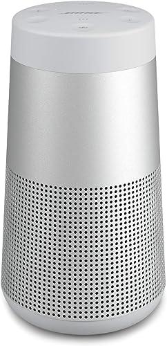 Bose Enceinte Bluetooth Portable SoundLink Revolve(Séries II): Enceinte sans fil résistante à l'eau dotée d'un son ...