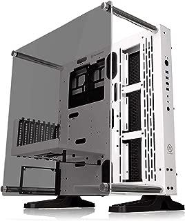 Thermaltake Core P3 TG - Caja de PC (Mid Tower, Wallmount, LCS Ready) Color Blanco (Snow)