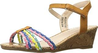 حذاء بكعب عريض للأطفال من Nine West