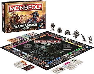 Warhammer 40k Monopoly Monopoly - Entertainment