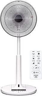 日立 扇風機 DCモーター リモコン付 風量6段階 やさしい微風(うちわ風) タッチキー操作 HEF-DC500