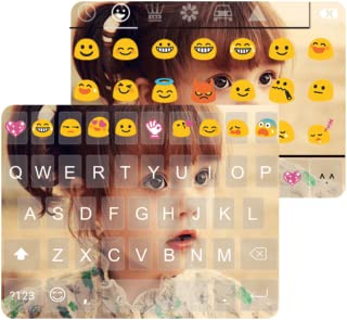 Best photo keyboard with emoticons Reviews