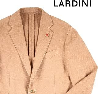 [52] [LARDINI] ラルディーニ ジャケット メンズ 秋冬 ベージュ キャメル100% 大きいサイズ [14612] [並行輸入品]