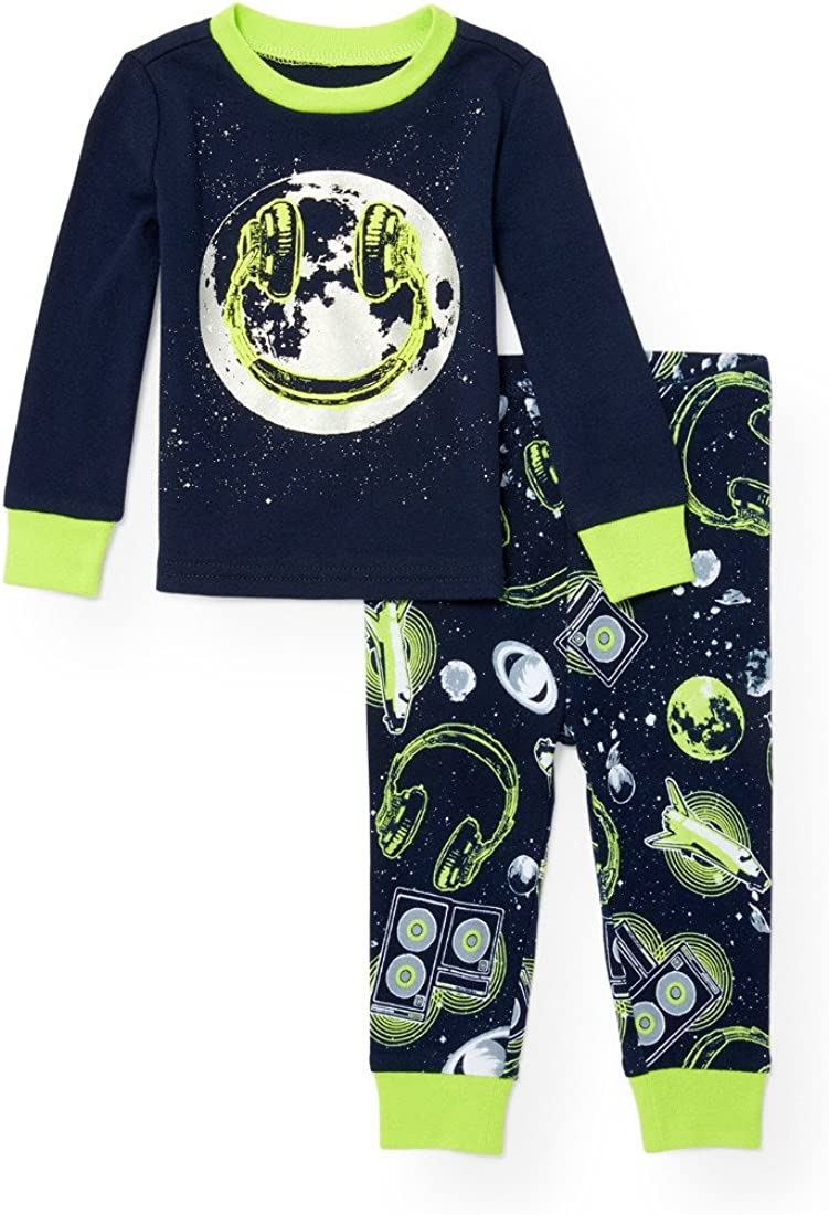 The Children's Place Boys Top and Pants Pajama Set