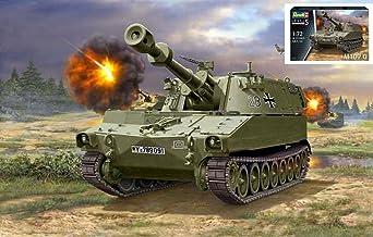 Revell RV03305 M109 G Kit 1:72 MODELLINO Model Compatible con
