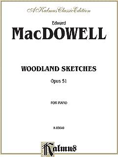 Woodland Sketches, Op. 51