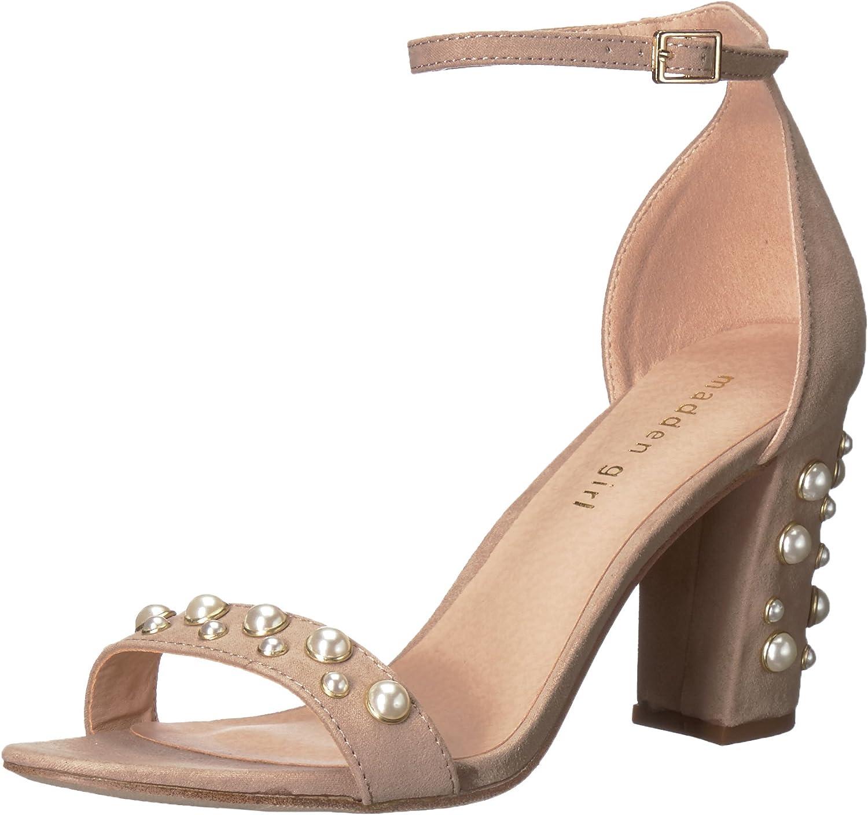 Madden girl Womens Bitsyy Heeled Sandal