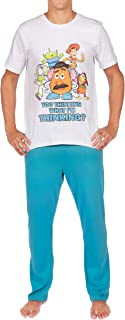 men's buzz lightyear pajamas
