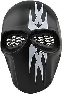 Deathstroke Army of Two Star Wars Fiberglass Full Face Mask
