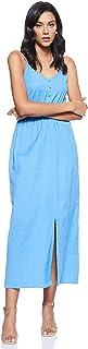 فستان فيرو مودا للنساء بتصميم فستان جراندا سكاي